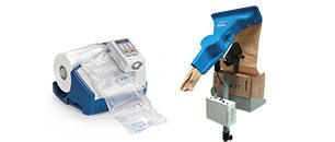 Emballagemaskiner og tilbehør