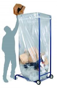 Affaldsstativ