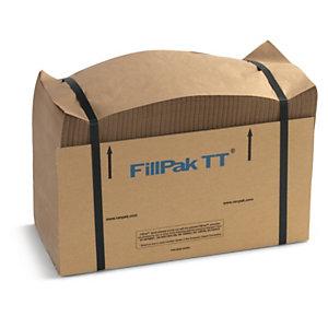 Papir til Fillpak TT og TT Cutter er Ranpaks bud på bionedbrydelig emballage